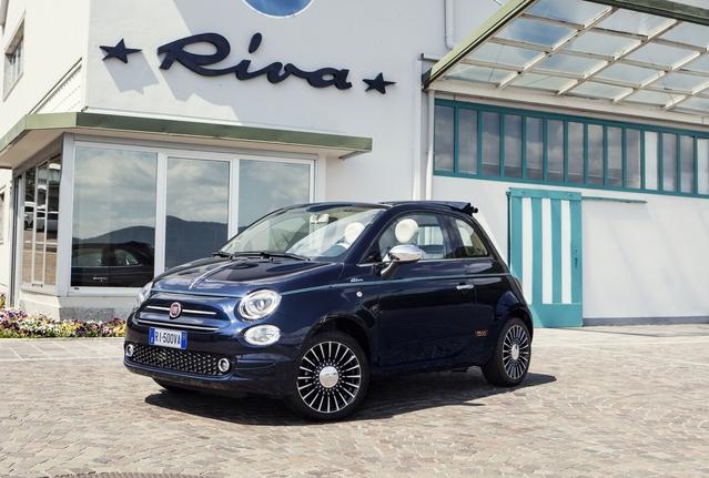 (Mise à jour prix) Fiat dévoile la 500 Riva