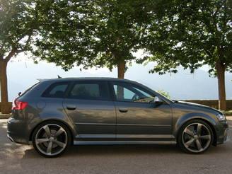 Essai vidéo - Audi RS3 Sportback : aussi méchante que polyvalente