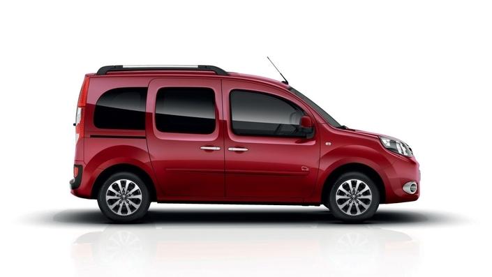 Renault Kangoo: une nouvelle série limitée Iconic