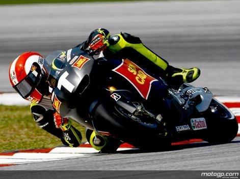 Moto GP - Honda: La même moto pour tous, à un détail près