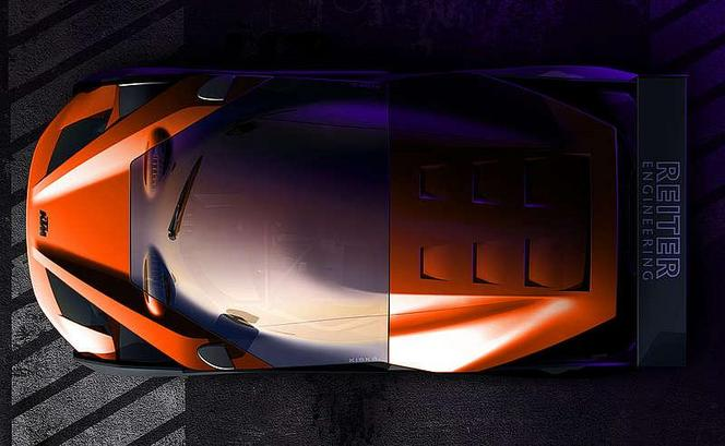 KTM s'associé à Reiter pour développer une variante de compétition de son X-Bow!
