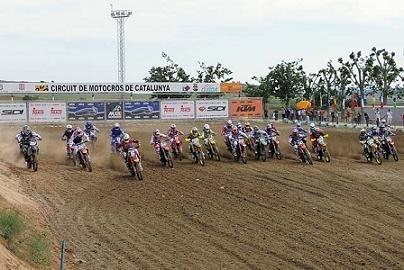 MX2, Rui Goncalves gagne une nouvelle manche en MX 2
