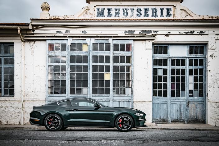 Il y a cinquante ans Steve McQueen déambulait dans San Francisco au volant d'une Mustang furieuse ; la série Bullitt nous le rappelle.