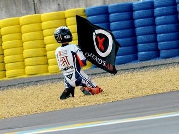 Moto GP - France: Lorenzo s'est refait