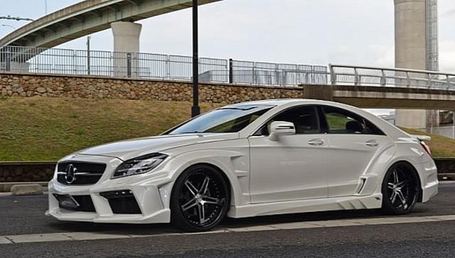 Vitt Performance Mercedes CLS : moins lourd c'est possible ?