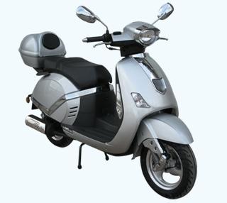 Znen FT 125 cm3 T-F : Un scooter venu d'extrême Orient