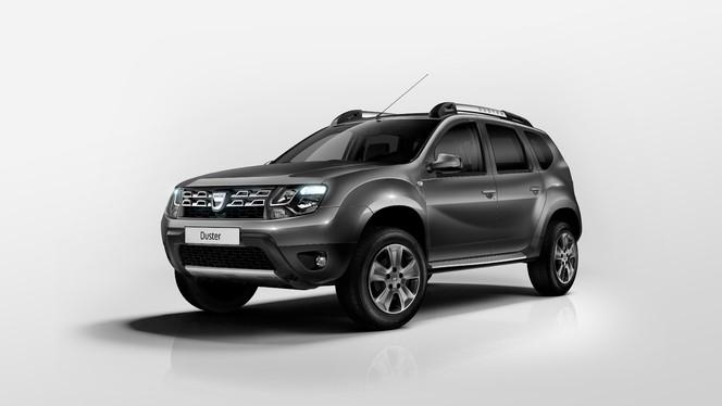 Toutes les nouveautés du salon de Francfort 2013 - Dacia Duster restylé: il va vous surprendre!