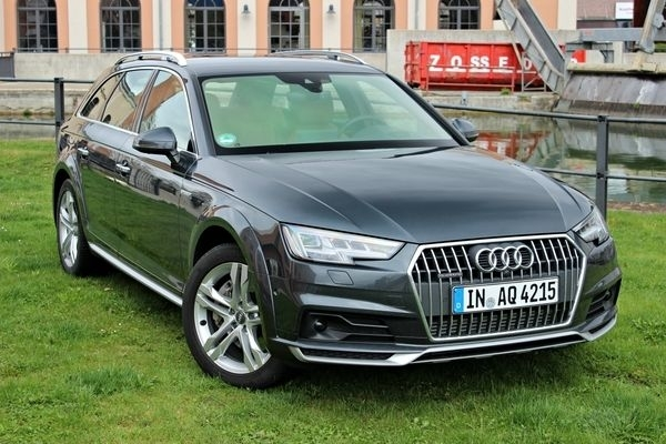 L'Audi A4 Allroad arrive en concession : on continue à l'appeler Allroad