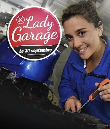 Lady Garage: Dafy initie les filles à la mécanique le 30 septembre 2016