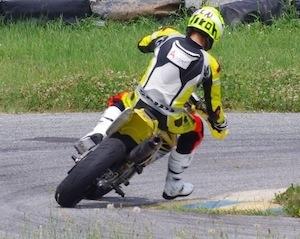 Essai Continental ContiSportAttack III (3), partie 1: une bonne alternative sur des motos légères