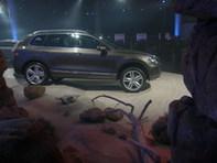 Volkswagen Touareg : Mégalo light