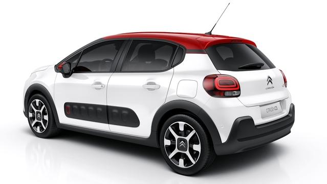 Surprise : la nouvelle Citroën C3 s'échappe