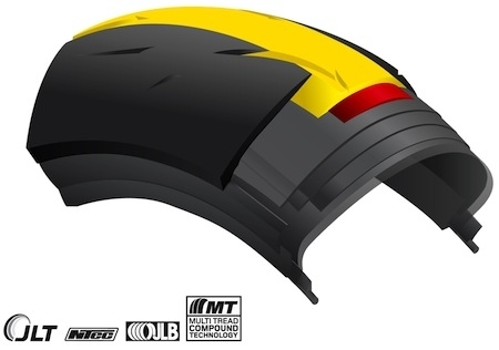 Essai Dunlop Sportmax D212 GP Pro: pneu racing estampillé route