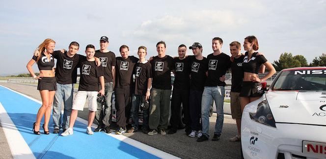 GT Academy 2011 les 10 français qualifiés pour le jour 2