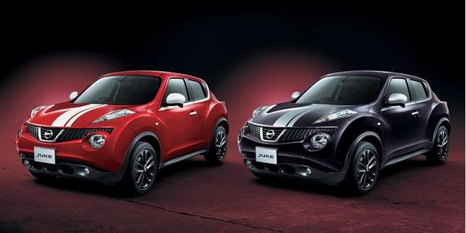 Nissan Juke 15RX Pack : le nouveau Juke, c'était donc ça