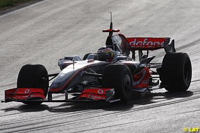 Formule 1: Les dates des présentations 2009