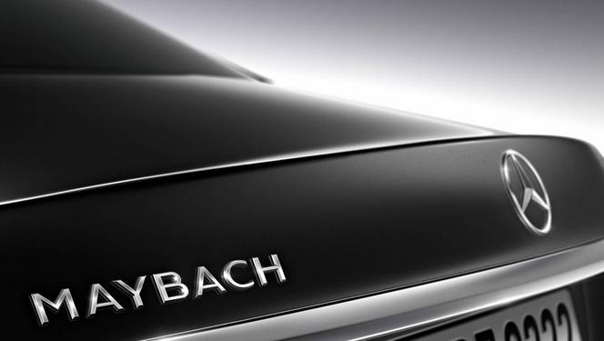 Los Angeles 2014 - La Mercedes-Maybach S600 en mode teasing
