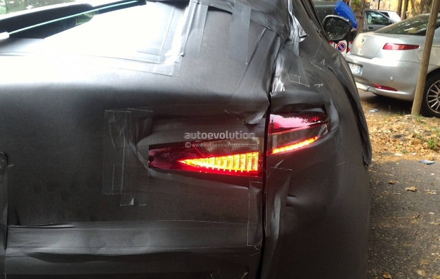 Surprise : voici l'intérieur du SUV Alfa Romeo Stelvio