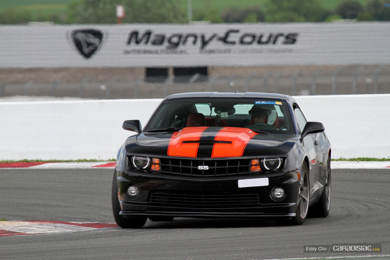 Photos Du Jour Chevrolet Camaro Ss Zl575 Supercharged