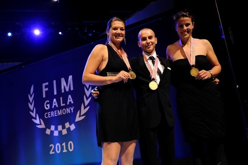 FIM Gala Cérémonie : une soirée en l'honneur des champions 2010
