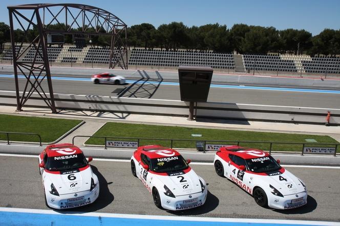 GT Academy 2011 Thibault Lacombe et Bastien Bartsch qualifiés pour la finale à Silverstone