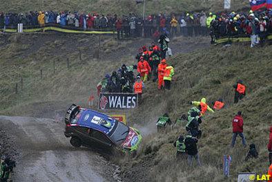 Rallye - Pirelli: Des pneus clous seront disponibles en Irlande