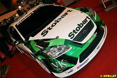 Rallye: Ford et Citroën, les deux piliers du WRC