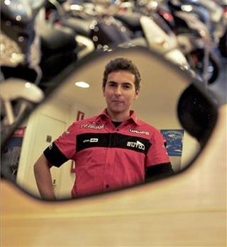 Moto GP: Etats Unis: Lorenzo est sur place.