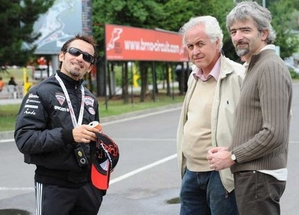 Moto GP - Superbike: Giampiero Sacchi va démissionner de Piaggio