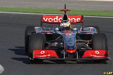 Formule 1 - McLaren: Woking survit aux coupes sombres dans le budget Vodafone