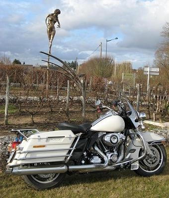 Essai Harley-Davidson Road King Police: Que la force publique soit avec toi