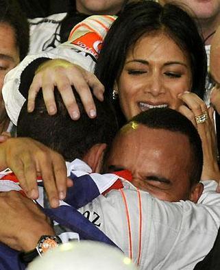 Formule 1 - McLaren: Hamilton voit quatre écuries en lice pour le titre 2009