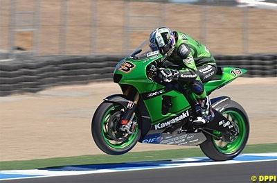 Moto GP: Etats Unis D.2: Stoner n'est pas superstitieux.