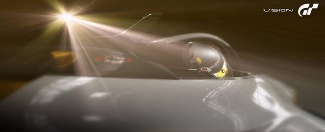 Los Angeles 2014 : Corvette Vision Gran Turismo
