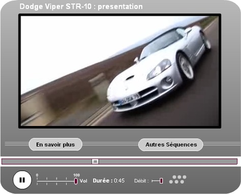 Podcast automobile Caradisiac TV, nos essais vidéo sur votre iPod.