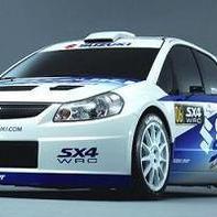 WRC: la Suzuki SX4 WRC mort-née ?