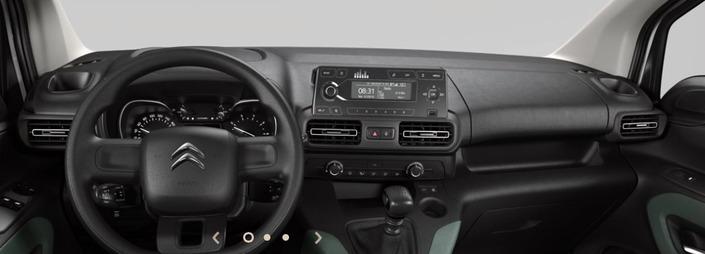 Nouveau Citroën Berlingo: à quoi ressemble la version de base?