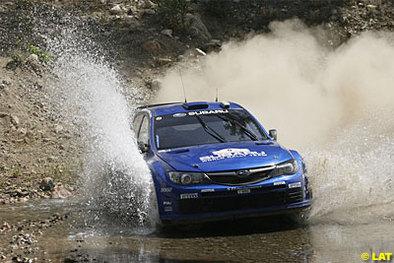 Rallye - Petter Solberg: Une rencontre a eu lieu avec le Président de Subaru