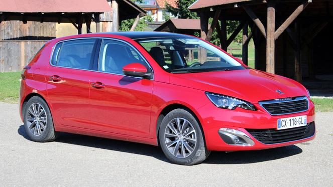 Essai vidéo - Peugeot 308 : Golf attitude...