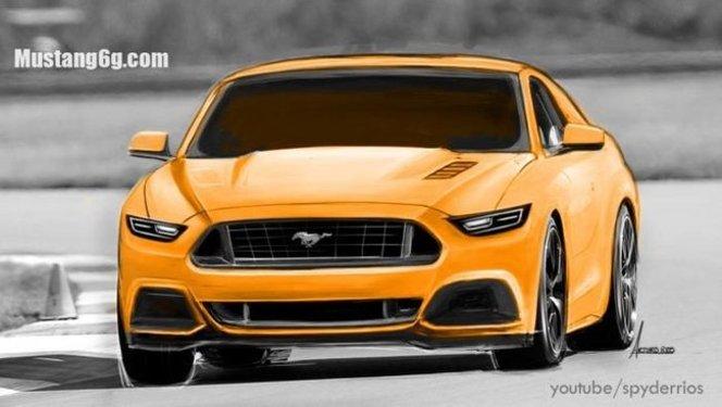 La prochaine Ford Mustang déjà imaginée