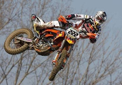 Motocross : Début de saison précoce à Mantova en Italie, Cairoli tranquille