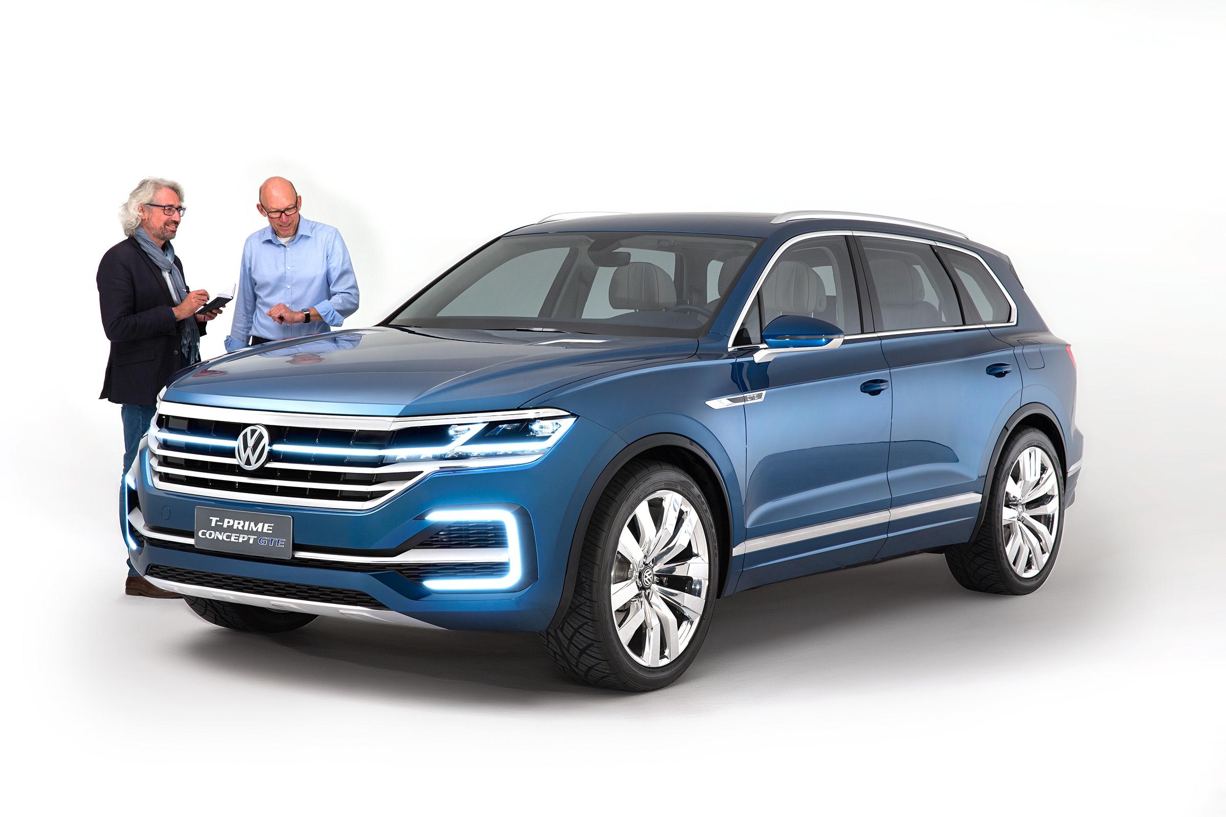 Volkswagen T Prime Visite Guid 233 E Du Quasi Touareg
