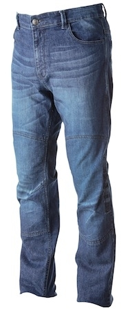 Hevik Indigo: jean à effet vintage