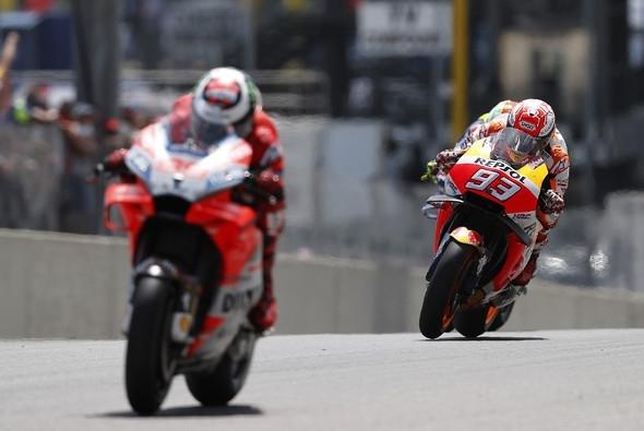 MotoGP - Catalogne: le programme!