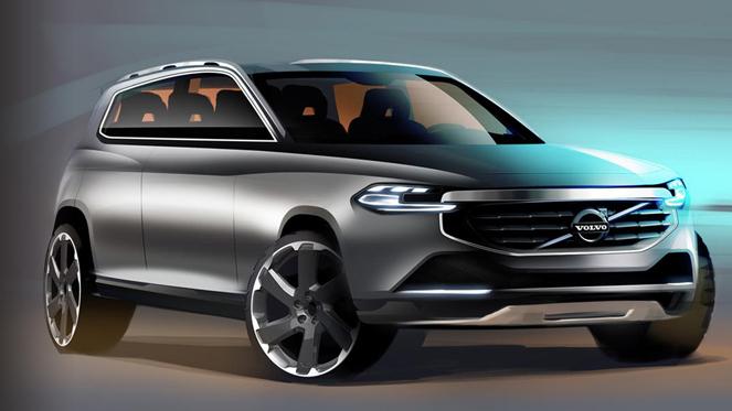 Le prochain Volvo XC90 en détail
