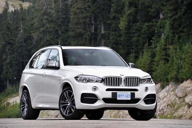 Nouveau BMW X5 M50d et programme BMW Individual