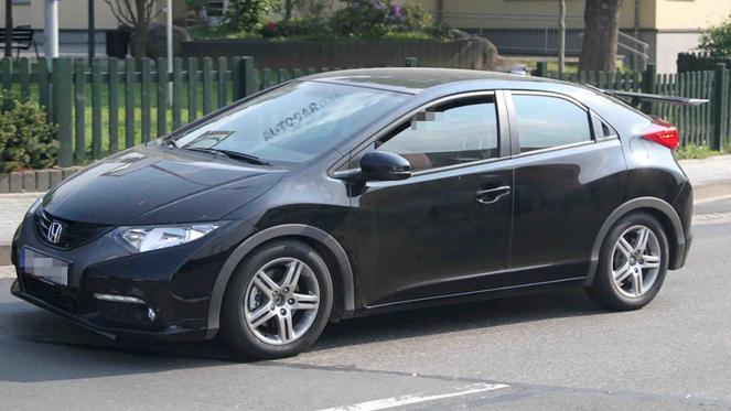La prochaine Honda Civic Type R surprise
