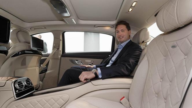 Mercedes-Maybach: des S500 et S400 4Matic également au programme