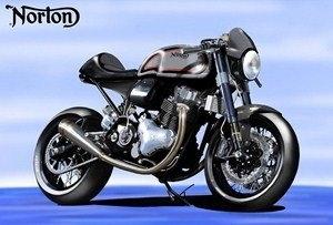 Nouveauté - Norton: une nouvelle Dominator SS