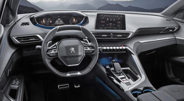 5008: un nouveau SUV pour Peugeot